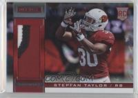 Stepfan Taylor #/32