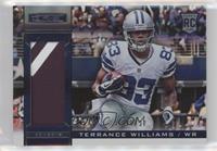 Terrance Williams #/32