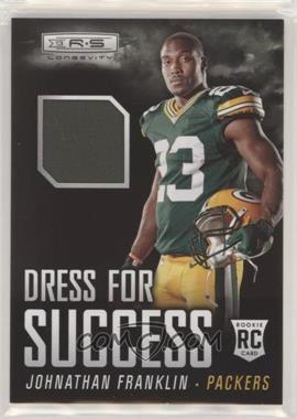 2013 Panini Rookies & Stars - Dress for Success Materials #12 - Johnathan Franklin [NoneEXtoNM]
