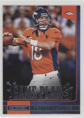 2013 Panini Rookies & Stars - Game Plan #9 - Peyton Manning