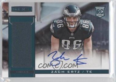 2013 Panini Rookies & Stars - Rookie Materials - Signature [Autographed] #240 - Zach Ertz /299