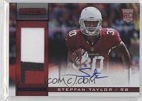 Stepfan Taylor #/25