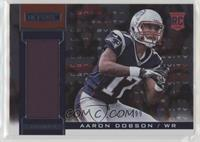 Rookie Materials - Aaron Dobson /299
