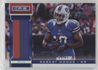 Rookie Materials - Robert Woods #/25