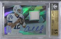 Andrew Luck [BGS 9.5 GEM MINT] #2/25