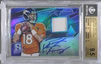 Peyton Manning /25 [BGS9.5]