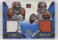 A.J. Green, Andy Dalton #/49