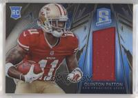 Quinton Patton #/49