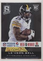 Le'Veon Bell [EX to NM]
