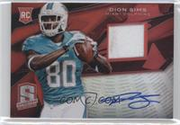 Dion Sims #/25