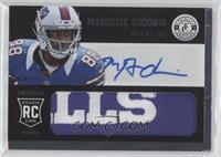 Marquise Goodwin [Noted] #/1
