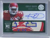 Knile Davis [Noted] #/5