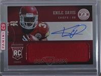 Knile Davis [Uncirculated] #/299
