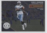 Thanksgiving Day - Chris Johnson