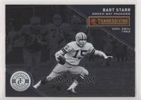 Thanksgiving Day - Bart Starr
