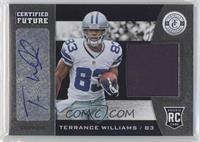 Terrance Williams #/149
