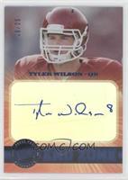 Tyler Wilson /25