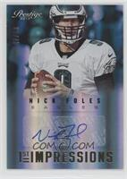 Nick Foles #/99