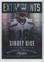 Sidney Rice #/25
