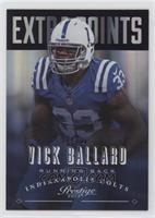 Vick Ballard #/100