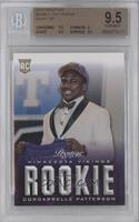 Cordarrelle Patterson (short print: draft day shot) [BGS 9.5]