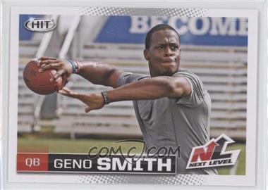 2013 SAGE Hit - [Base] #100 - Geno Smith