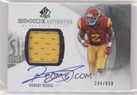Rookie Patch Autographs - Robert Woods #/650