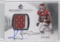 Rookie Patch Autographs - Kenny Stills #/650
