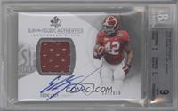 Rookie Patch Autographs - Eddie Lacy /650 [BGS 9]