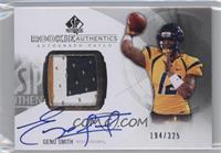 Rookie Patch Autographs - Geno Smith /325