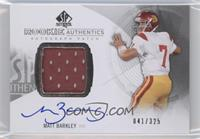 Rookie Patch Autographs - Matt Barkley /325