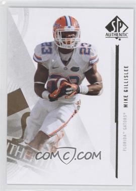 2013 SP Authentic - [Base] #27 - Mike Gillislee