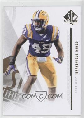 2013 SP Authentic - [Base] #72 - Barkevious Mingo