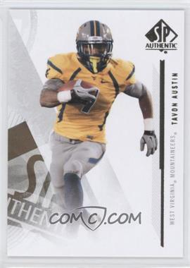 2013 SP Authentic - [Base] #92 - Tavon Austin