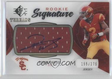 2013 SP Authentic - Rookie Threads Autograph Jerseys #RT-RW - Robert Woods /275