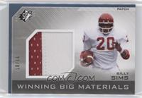 Billy Sims /10