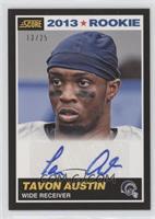 Tavon Austin #/25