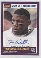 Terrance Williams /10