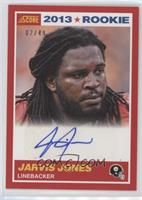 Jarvis Jones /49