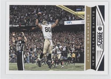 2013 Score - [Base] #135 - Jimmy Graham