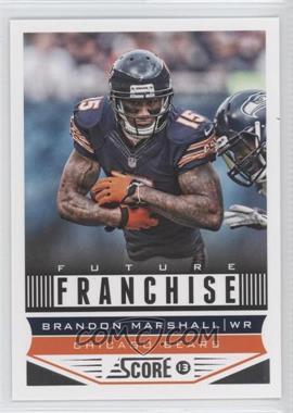 2013 Score - [Base] #304 - Brandon Marshall