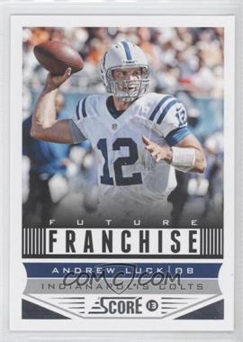 2013 Score - [Base] #312 - Andrew Luck