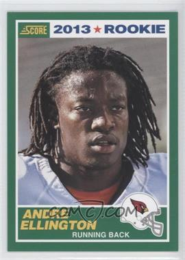 2013 Score - [Base] #337 - Andre Ellington
