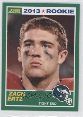 2013 Score - [Base] #439 - Zach Ertz
