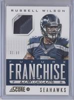 Russell Wilson [Noted] #/99