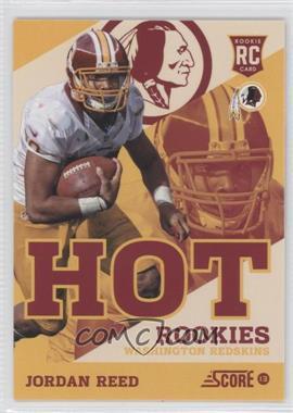 2013 Score - Hot Rookies - Retail #42 - Jordan Reed