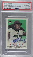 Eddie Lacy [PSA 10 GEM MT]