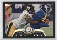 Lawrence Timmons #/58