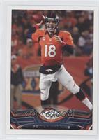 Peyton Manning (Orange Jersey)