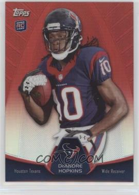2013 Topps - Blaster Box Holiday Mega Rookie Refractors #MBC-DH - DeAndre Hopkins